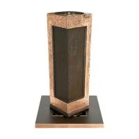 Bloemvaas brons - art.nr. 53145 Strassacker