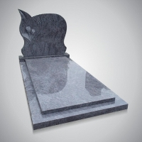 Grafmonument compleet - art.nr. 7226 Orion met ornament R18