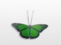 Decoratieobject RVS - art.nr. 524210 vlinder