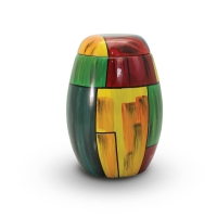 Urnen glasfiber - art.nr. GFU 211