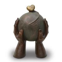 Urnen keramiek - art.nr. UGK 031 B