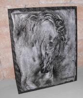 Lasergravure - art.nr. 5570 Schilderij van Paula Collewijn
