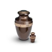 Urnen messing - art.nr. HU 103