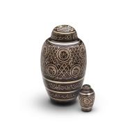 Urnen messing - art.nr. HU 138