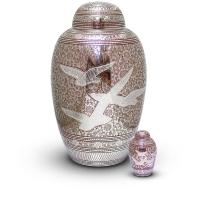 Urnen messing - art.nr. HU 139 R