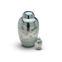 Urnen messing - art.nr. HU 139