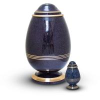 Urnen messing - art.nr. HU 144