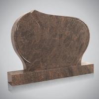 Model lettersteen - art.nr. 7149 Himalaya beiden zijden gepolijst