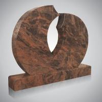 Model lettersteen - art.nr. 7162 Aurindi beiden zijden gepolijst