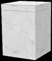 Urnen natuursteen - graniet - art.nr. UC 10 Carrare