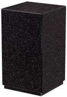 Urnen natuursteen - graniet - art.nr. UC 1