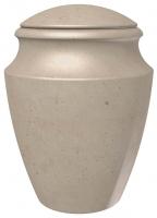 Urnen natuursteen - marmer - art.nr. UM 8 beige