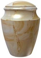 Urnen natuursteen - marmer - art.nr. UM 8 Ø20 x H27 cm Iam