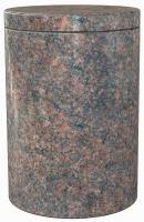 Urnen natuursteen - graniet - art.nr. UR 18 Himalaya