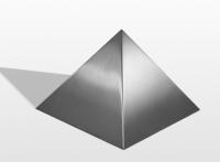 Urnen RVS - art.nr. 602080
