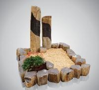 Urnenmonumenten - art.nr. 0 - Basalt